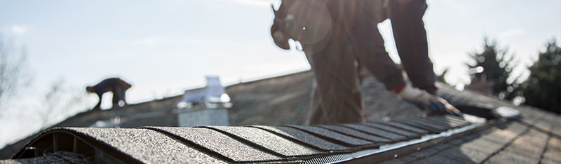 Ridge Vent System Roof Replacement Ventilation