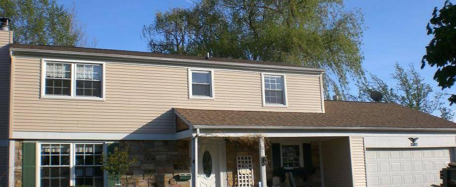 Schaumburg Roofing and Siding Project