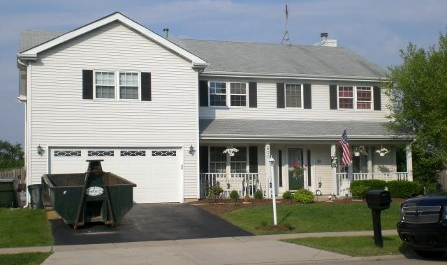 Full Roofing, Siding, Gutters Restoration and color change
