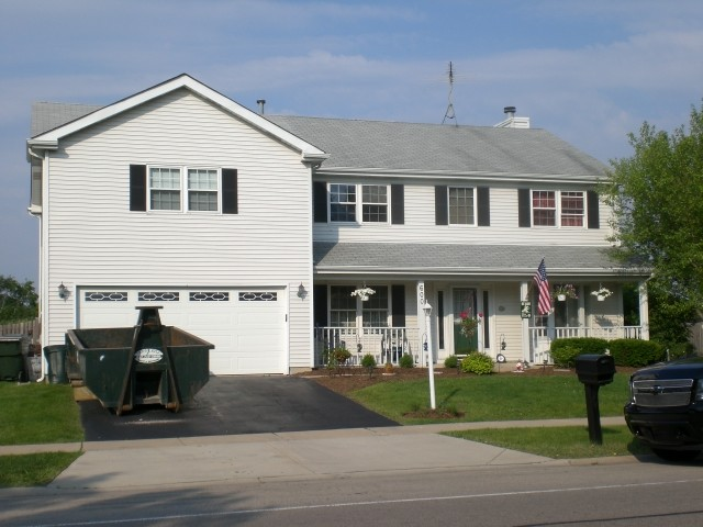Streamwood Project: Roofing, Siding, Gutters
