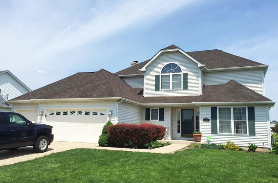 McHenry Roofing Project