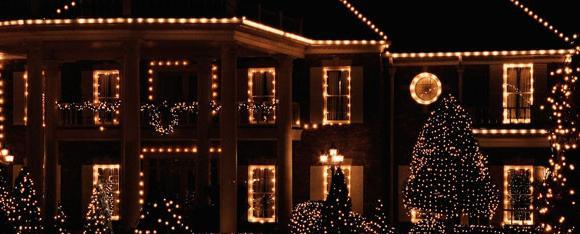 Christmas Holiday Lighting House Home Exteriors Ideas