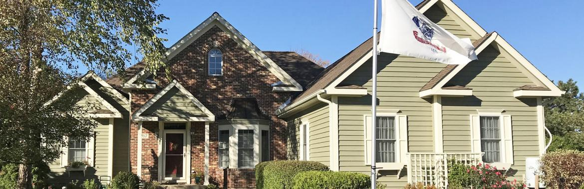 Spring Grove Roofing CertainTeed Landmark Heather Blend