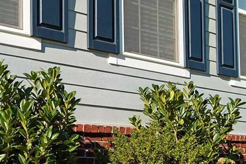 Hardie Board Siding Project Image