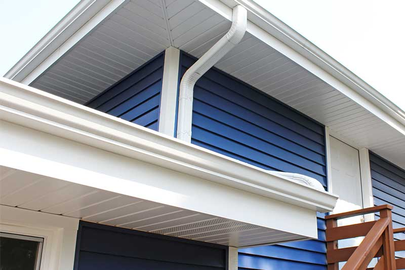 New Soffit & Fascia Project by A&D Exteriors